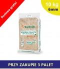 Pellet Barlinek 6mm worki 10 kg 3 PALETY