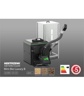 Mini Bio Luxury B VG 15kW - NOWOŚĆ !