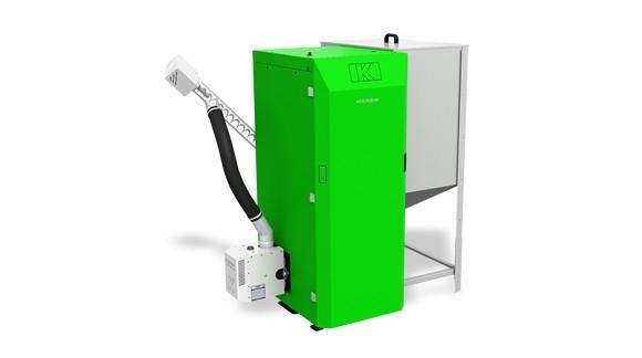 Nowy kocioł Twin Bio 12 kW