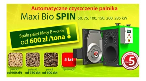 Nowy Maxi Bio SPIN