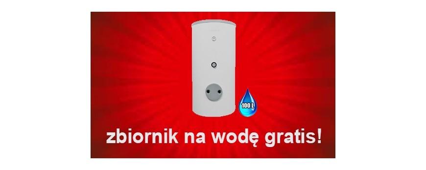 Zbiornik na wodę gratis