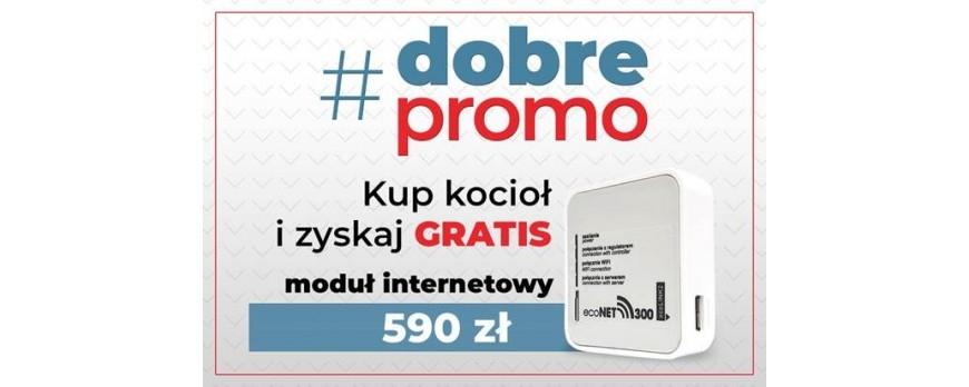 #dobrepromo - moduł internetowy ecoNET GRATIS !!!